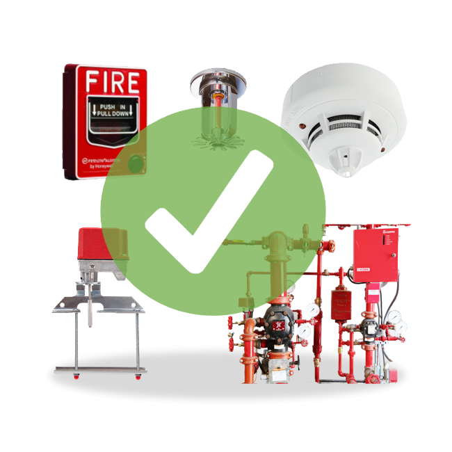 Proactive products help you stay in compliance with a fire alarm monitoring system and a facility maintenance management system - americanFLS.com